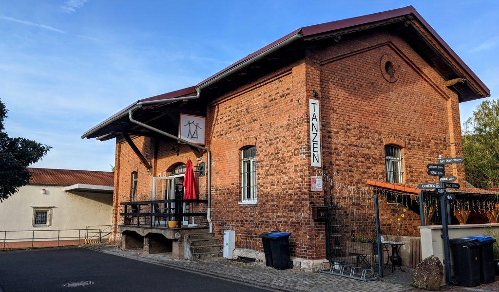 Güterhalle-außen